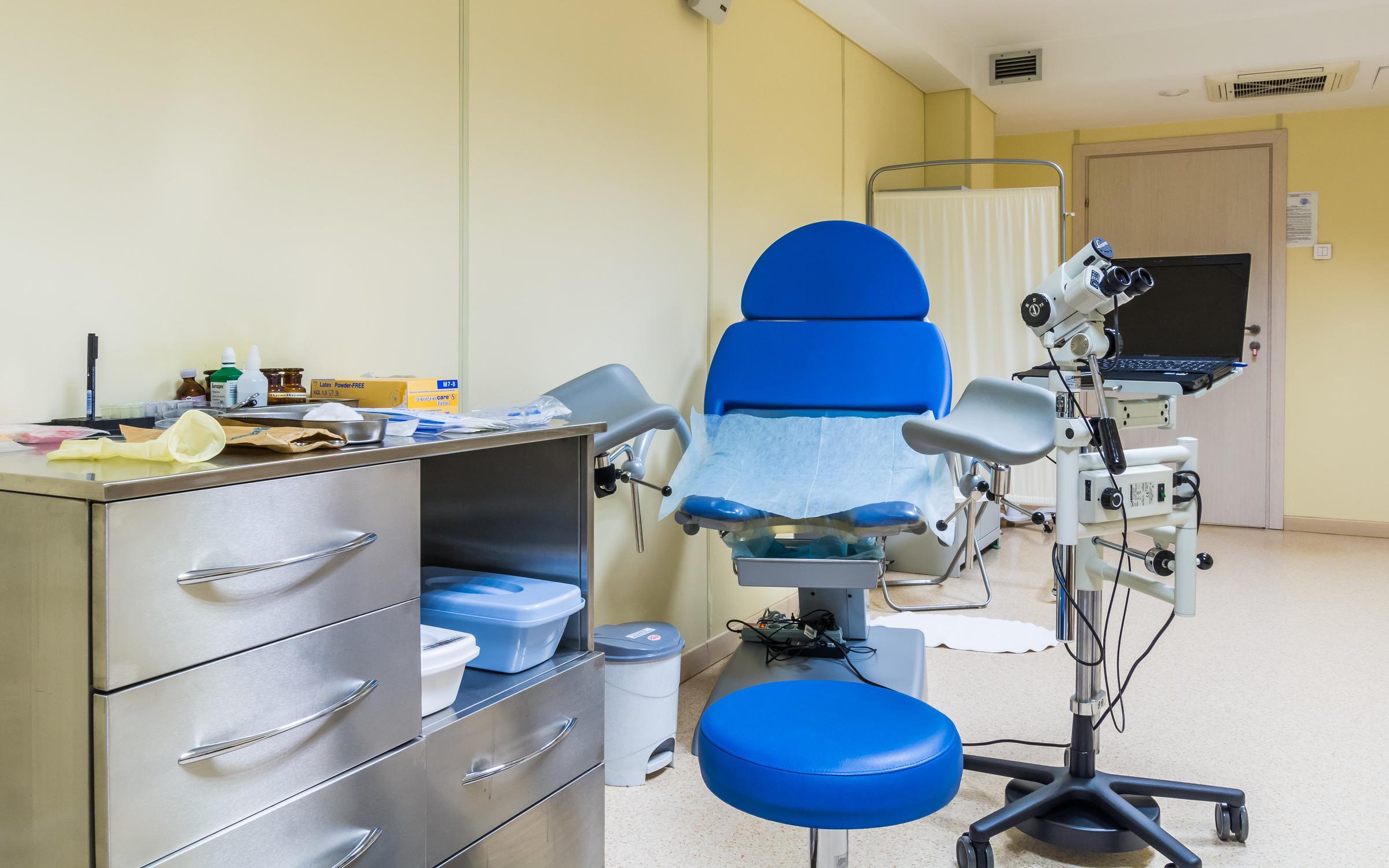Реальный осмотру гинеколога 5 фотография