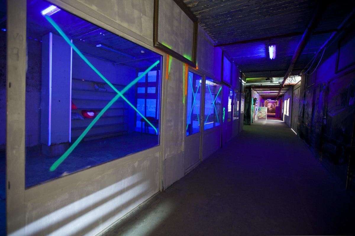фотография Лазертаг-арены LtReload на Сиреневом бульваре