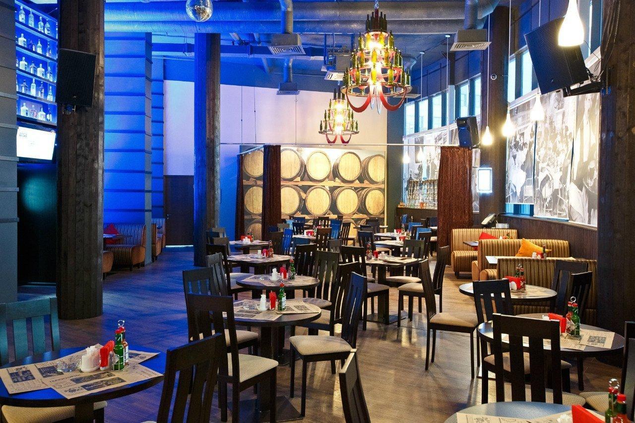 фотография Бара-ресторана Территория в Мытищах