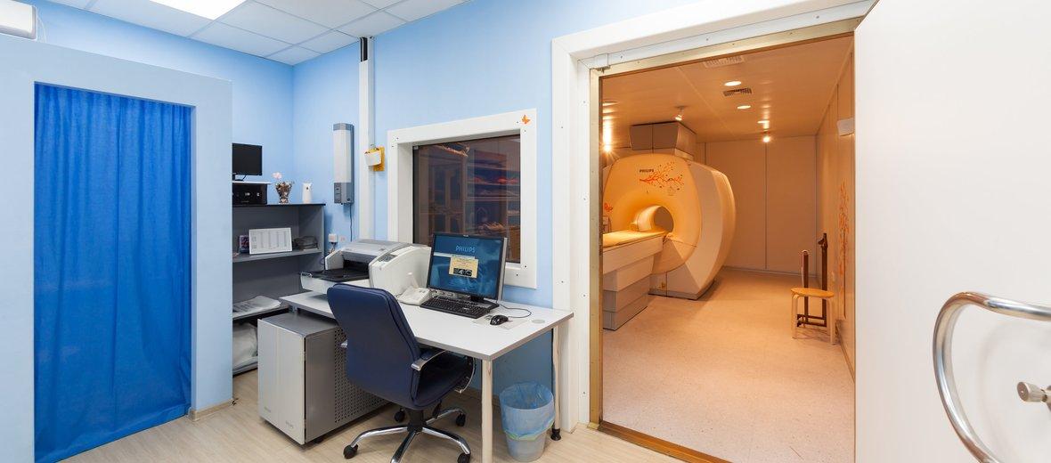 Фотогалерея - Med-7 Специализированный центр МРТ диагностики