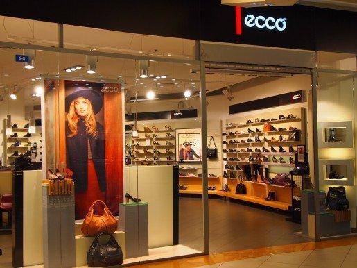 фотография Магазина обуви Ecco в ТЦ Атмосфера на Комендантской площади