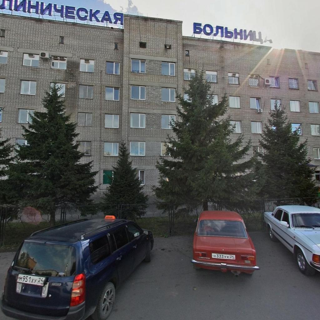 фотография Дорожной клинической больницы на улице Ломоносова, 47 к 4