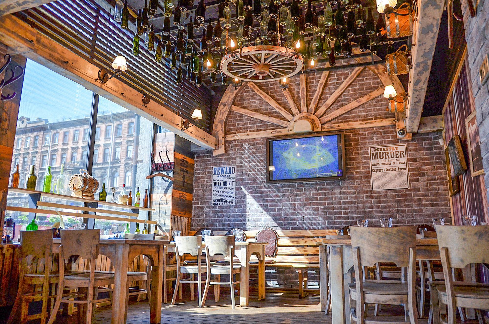 фотография Ресторана Монтана на Кирочной улице