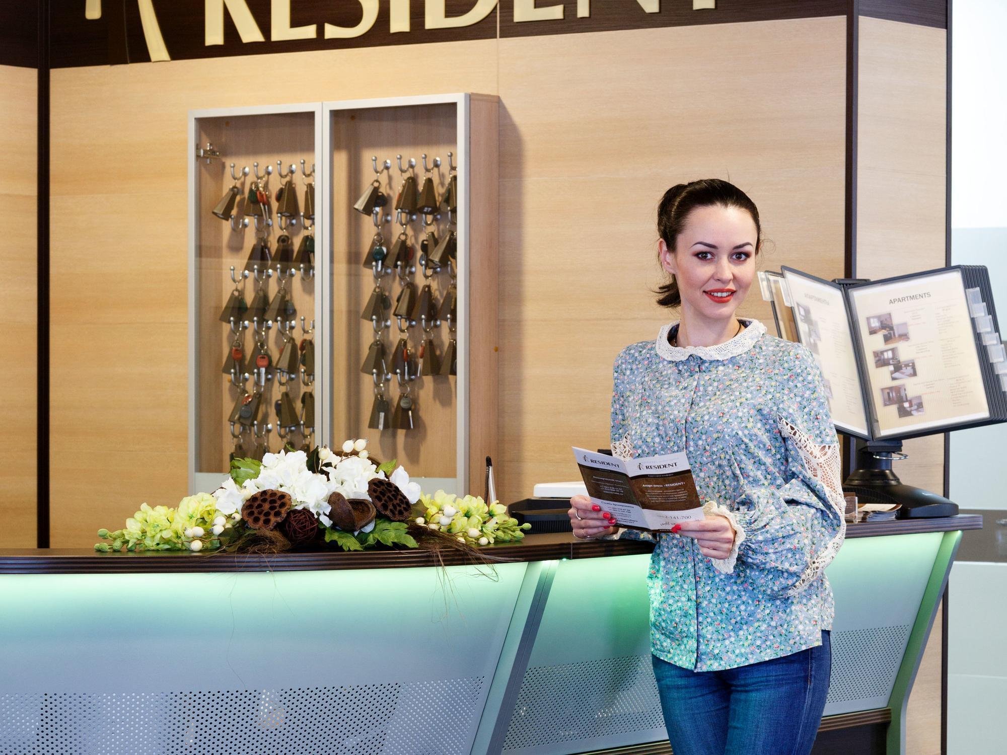 фотография Апарт-отеля Resident на улице Крылова