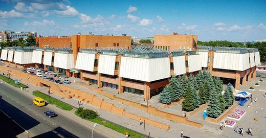 фотография Торгового центра Омский на улице Интернациональной