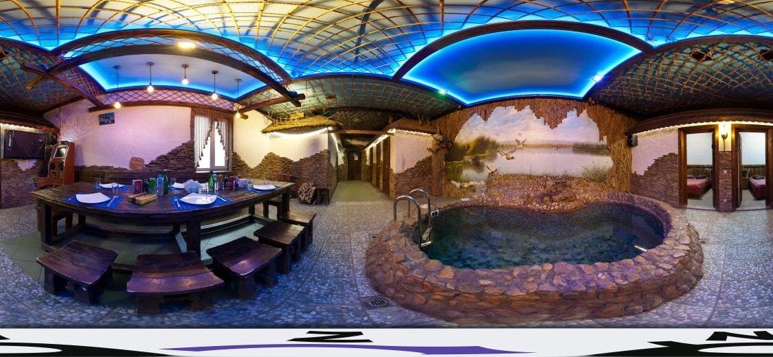 Фотогалерея - Банно-ресторанный комплекс Охотники на привале на Берёзовой аллее