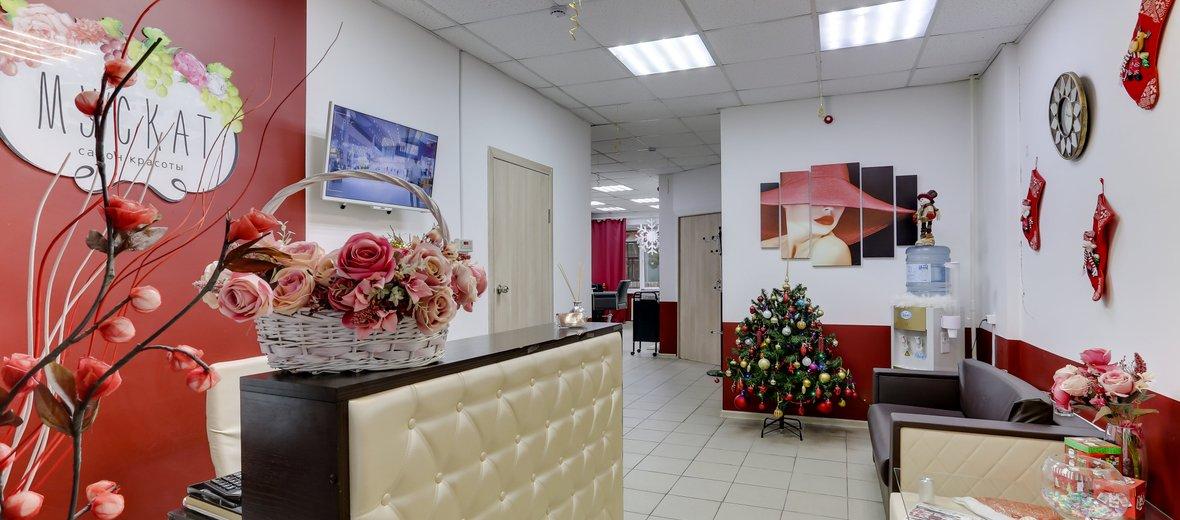 Фотогалерея - Салон красоты Мускат