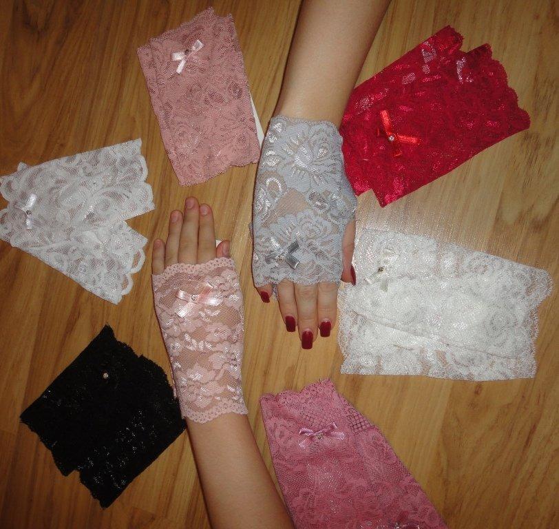Перчатки своими руками к бальному платью