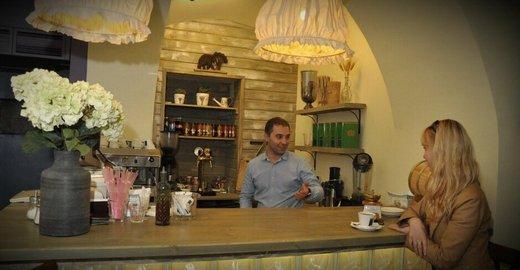 фотография Кафе А.Ф. Кони на Новой Басманной улице