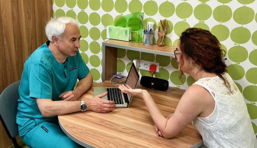 Фотогалерея - Клиника остеопатии и профилактики Точка здоровья