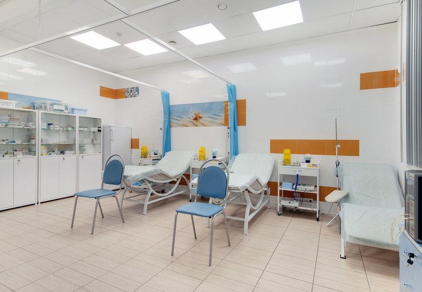фотография Детской клиники СМ-Доктор на улице Космонавта Волкова