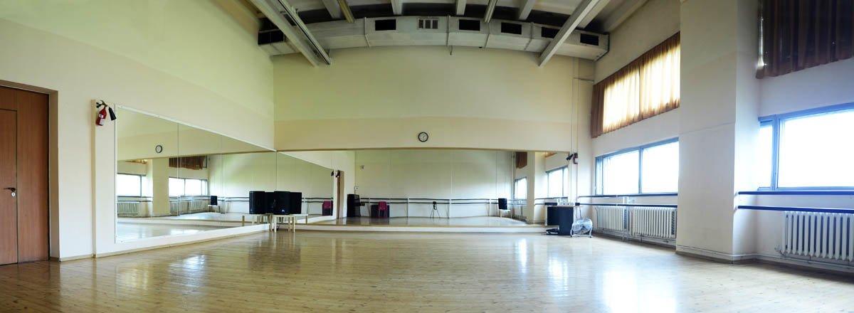 фотография Детского центра Вортэксёнок в Международном Центре Современного Танца Вортэкс