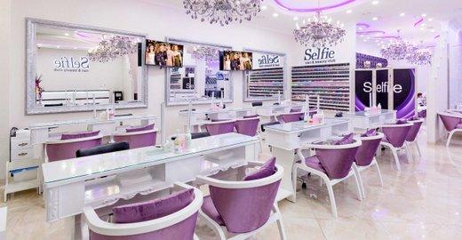 Селфи салон красоты на киевской