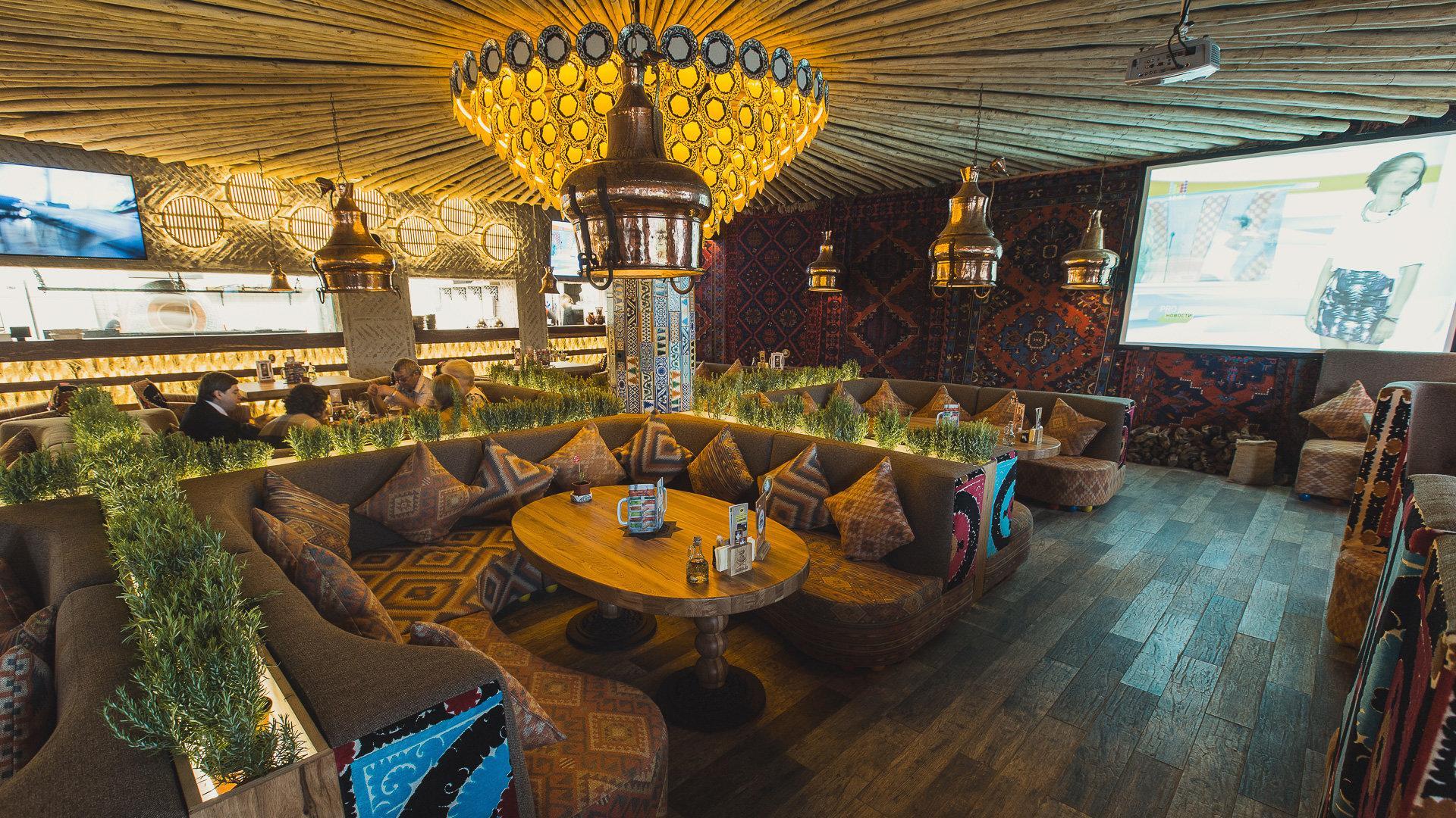 фотография Ресторана Чайхона №1 Тимура Ланского на метро Владыкино (Московское центральное кольцо)