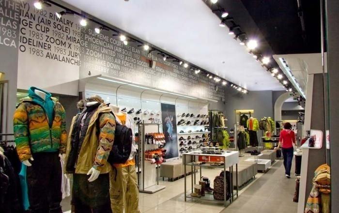 4cf1cdbc Фирменный магазин Nike в ТЦ МЕГА Белая Дача - отзывы, фото, каталог  товаров, цены, телефон, адрес и как добраться - Одежда и обувь - Москва -  Zoon.ru