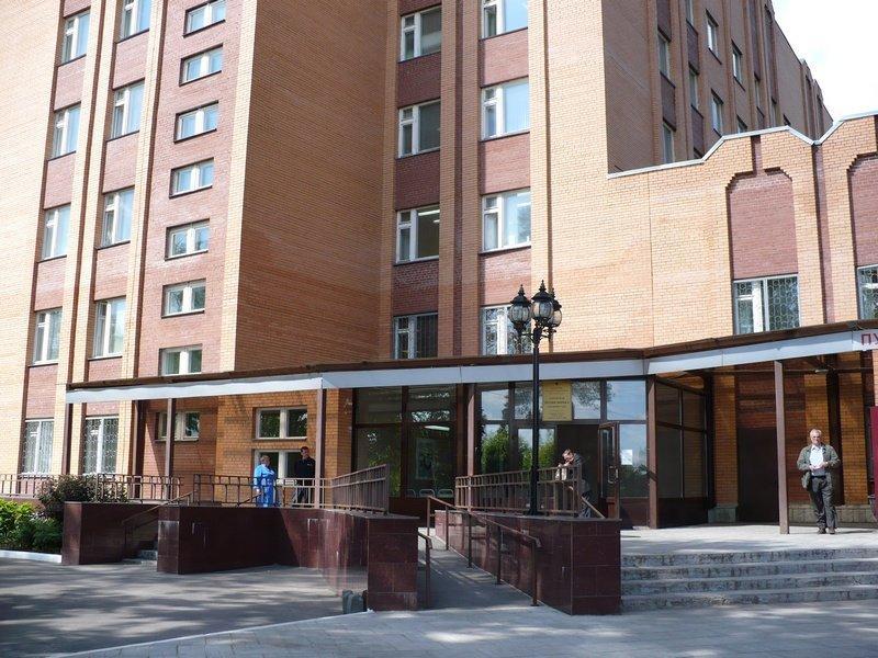 фотография Районной больницы им. профессора В.Н. Розанова  в Пушкино