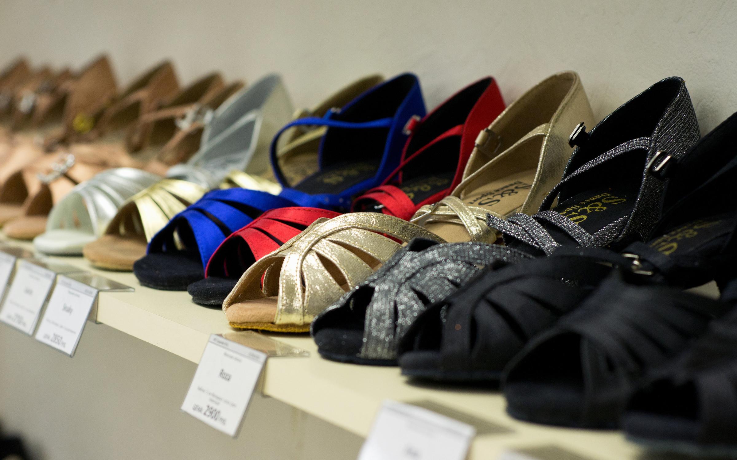 фотография Магазина обуви и одежды для танцев Пора танцевать! на метро Электрозаводская