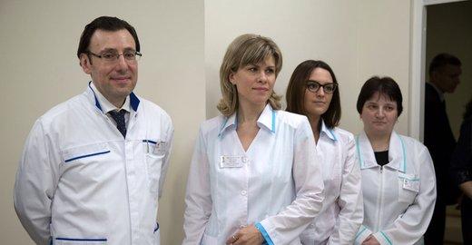 Белая роза клиника москва отзывы
