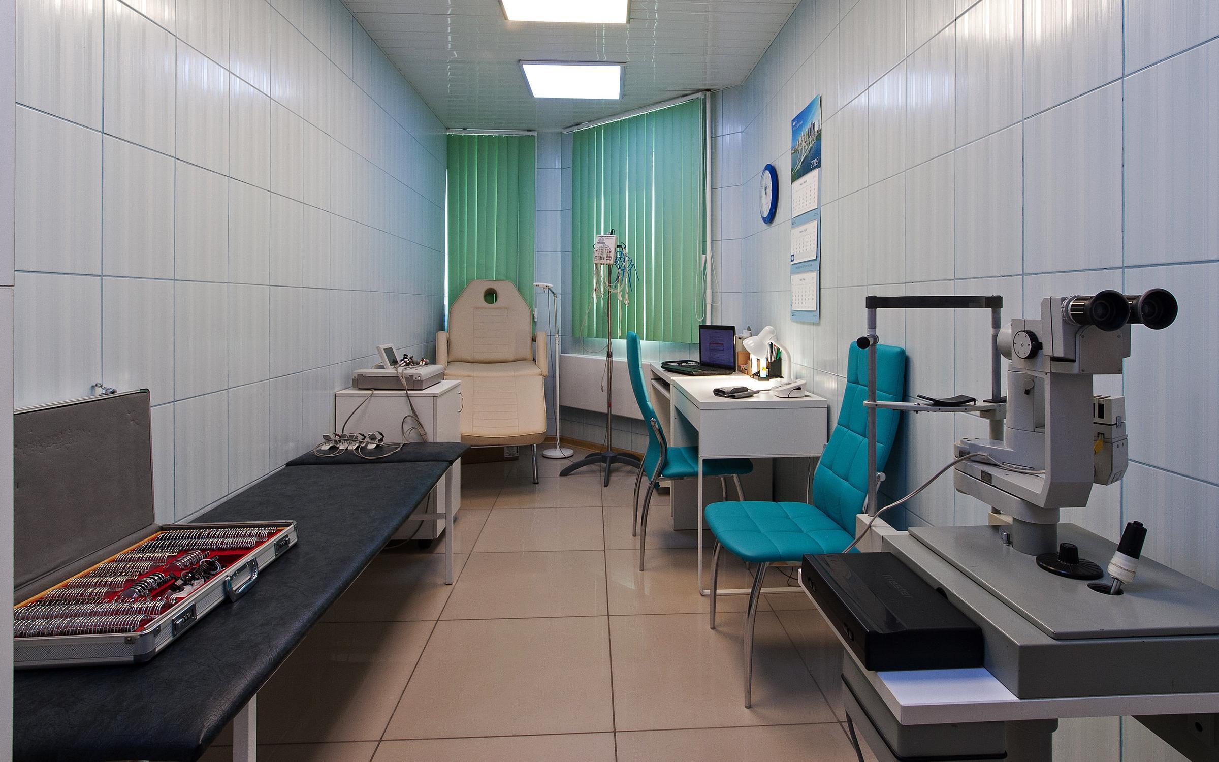 фотография Медицинской клиники GoldenMed в Балашихе