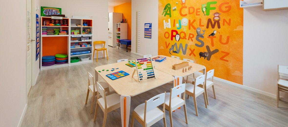 Фотогалерея - Билингвальный детский сад KinderСад на Новогорской улице в Куркино