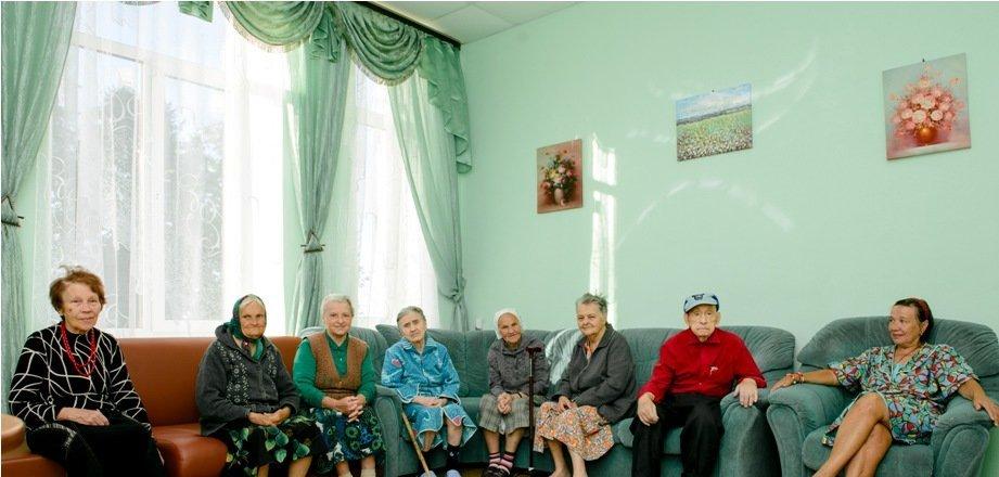 фотография Пансионата для пожилых людей ФИЛИПЫЧ на улице Земляной Вал