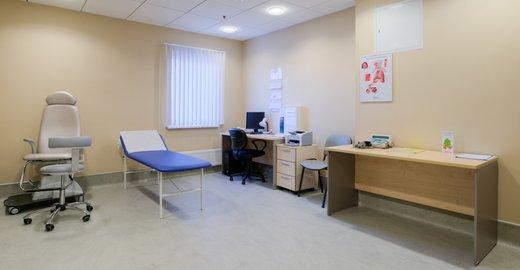Омская областная больница березовая