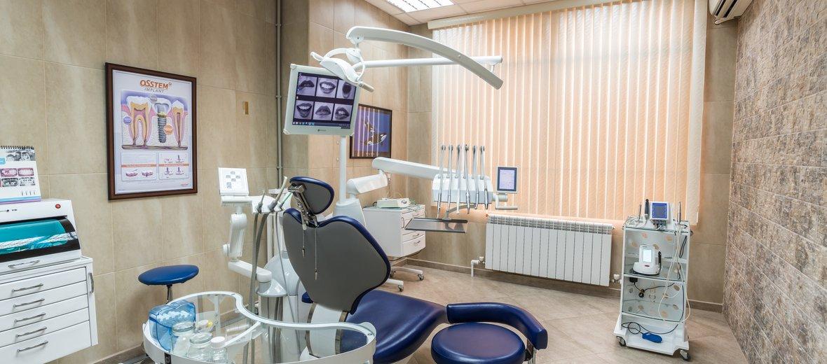 Фотогалерея - Стоматологическая клиника ДиВА в микрорайоне Коктем-2 д.2