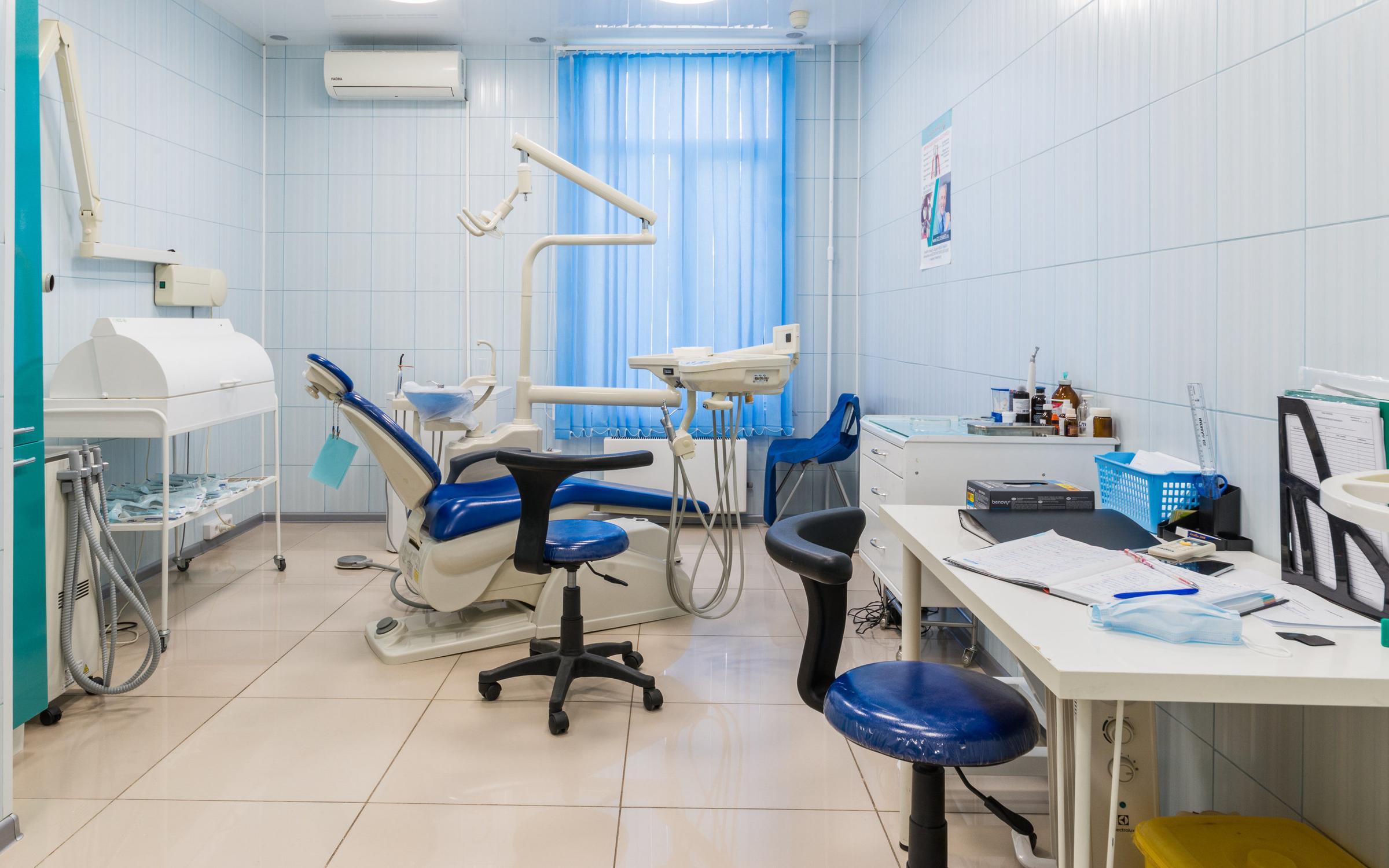 фотография Медицинской клиники GoldenMed в Подольске