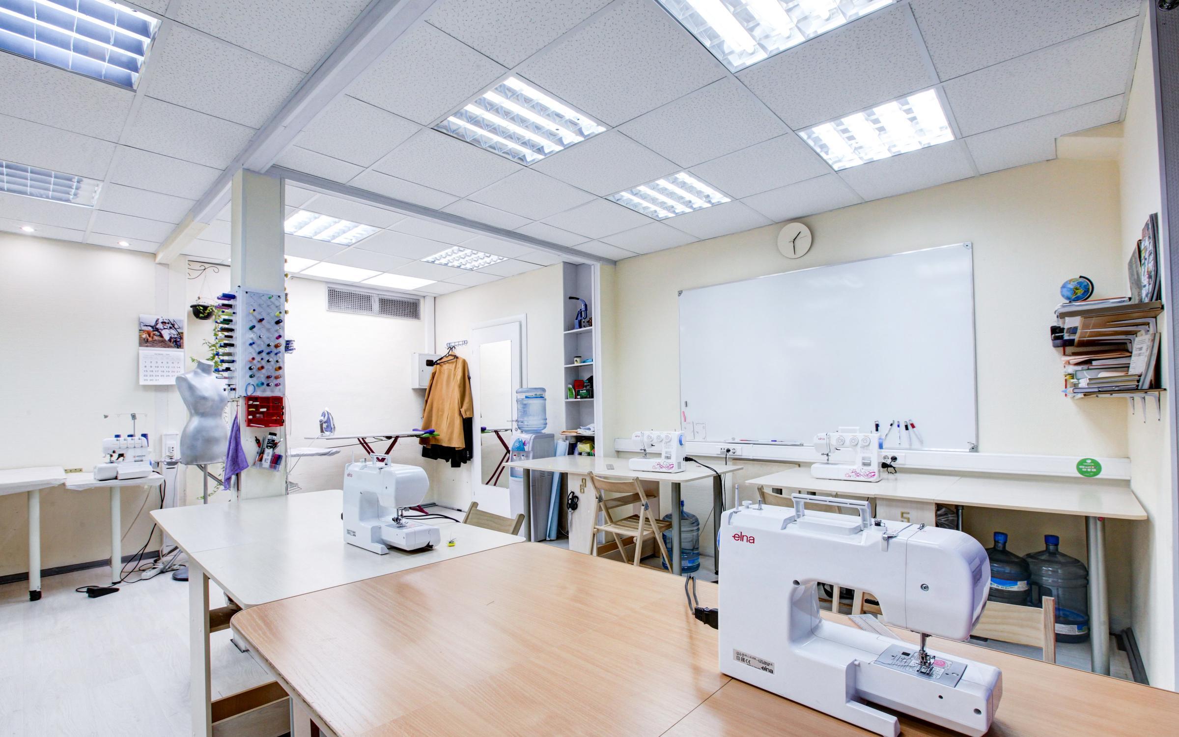 фотография Школа кройки и шитья GlobalArt на Тверской улице