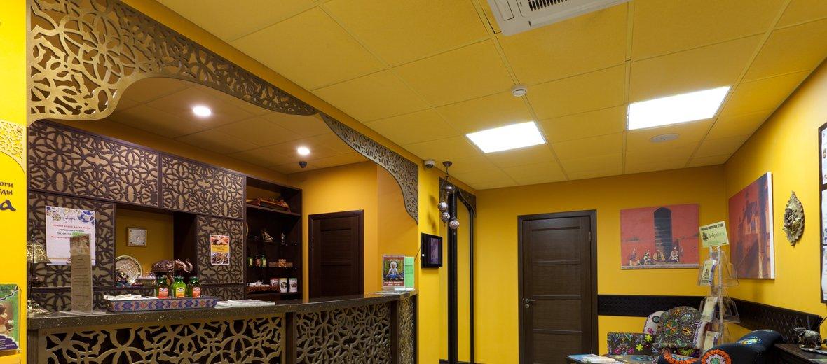 Фотогалерея - Центр йоги и аюрведы Кувира на улице Дзержинского