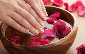 фотография Парафинотерапия рук