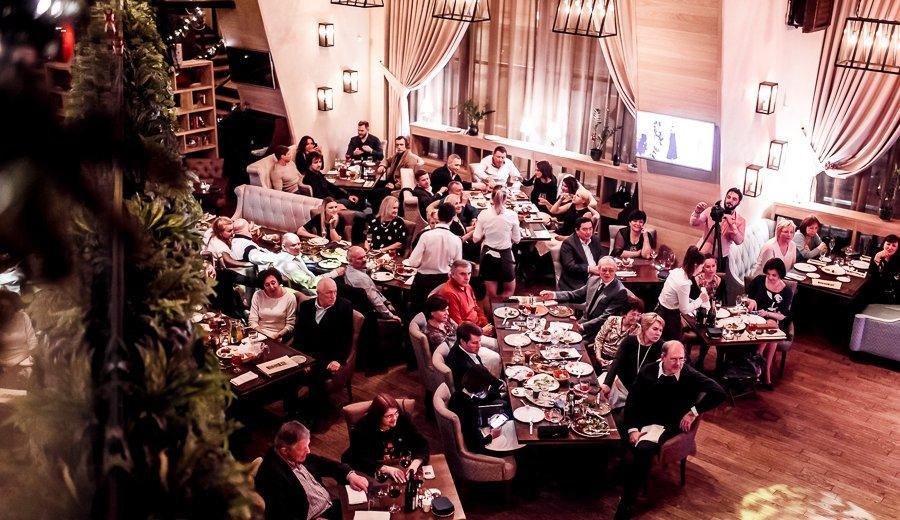 Фотогалерея - Ресторан Лён в Басманном