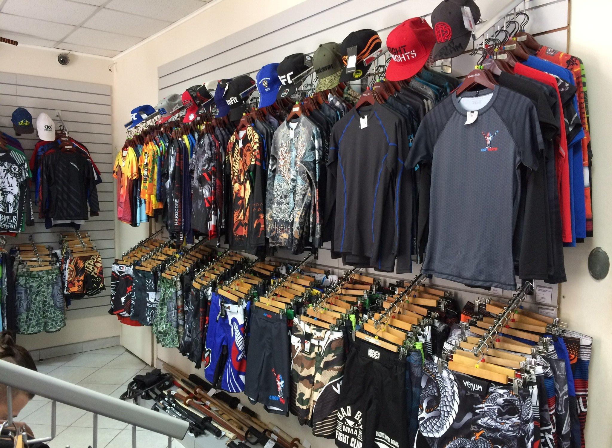 фотография Магазина товаров для единоборств Спортфайтер на Лиговском проспекте, 3