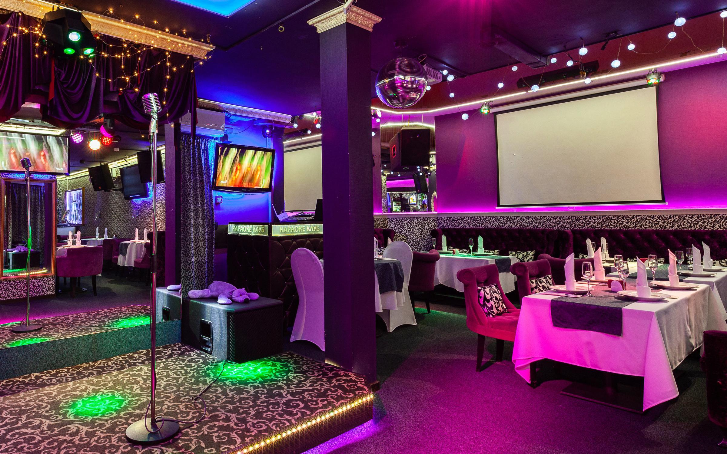 Клуб караоке ресторан москва смотреть секс в клубах москвы