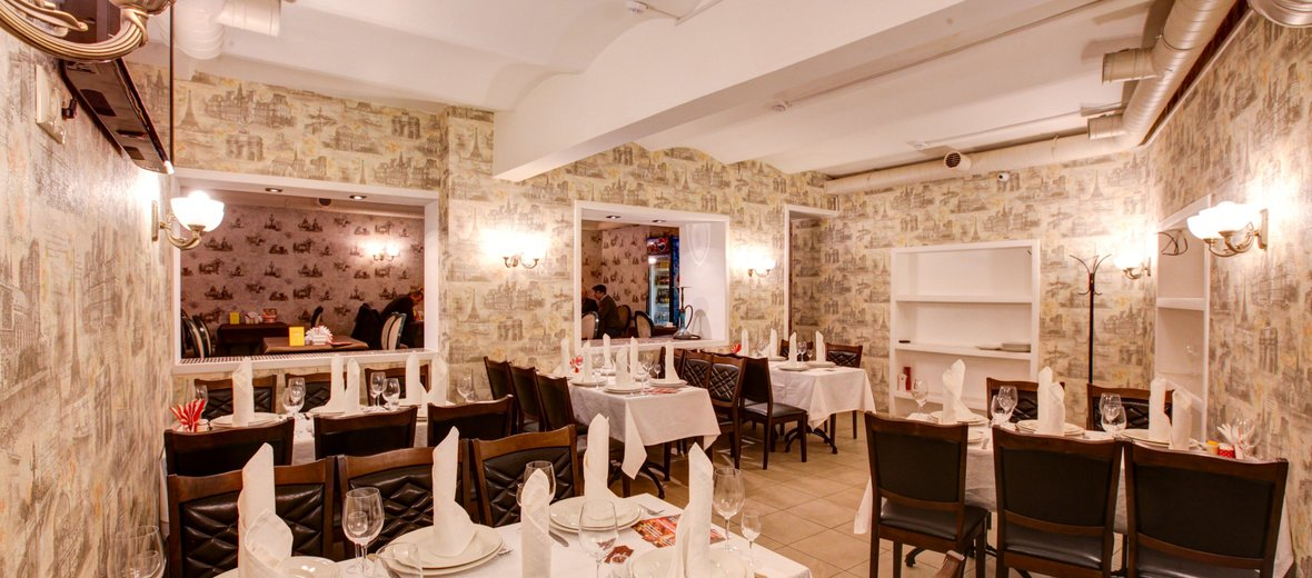 Фотогалерея - Ресторан Виктория на Лесной улице