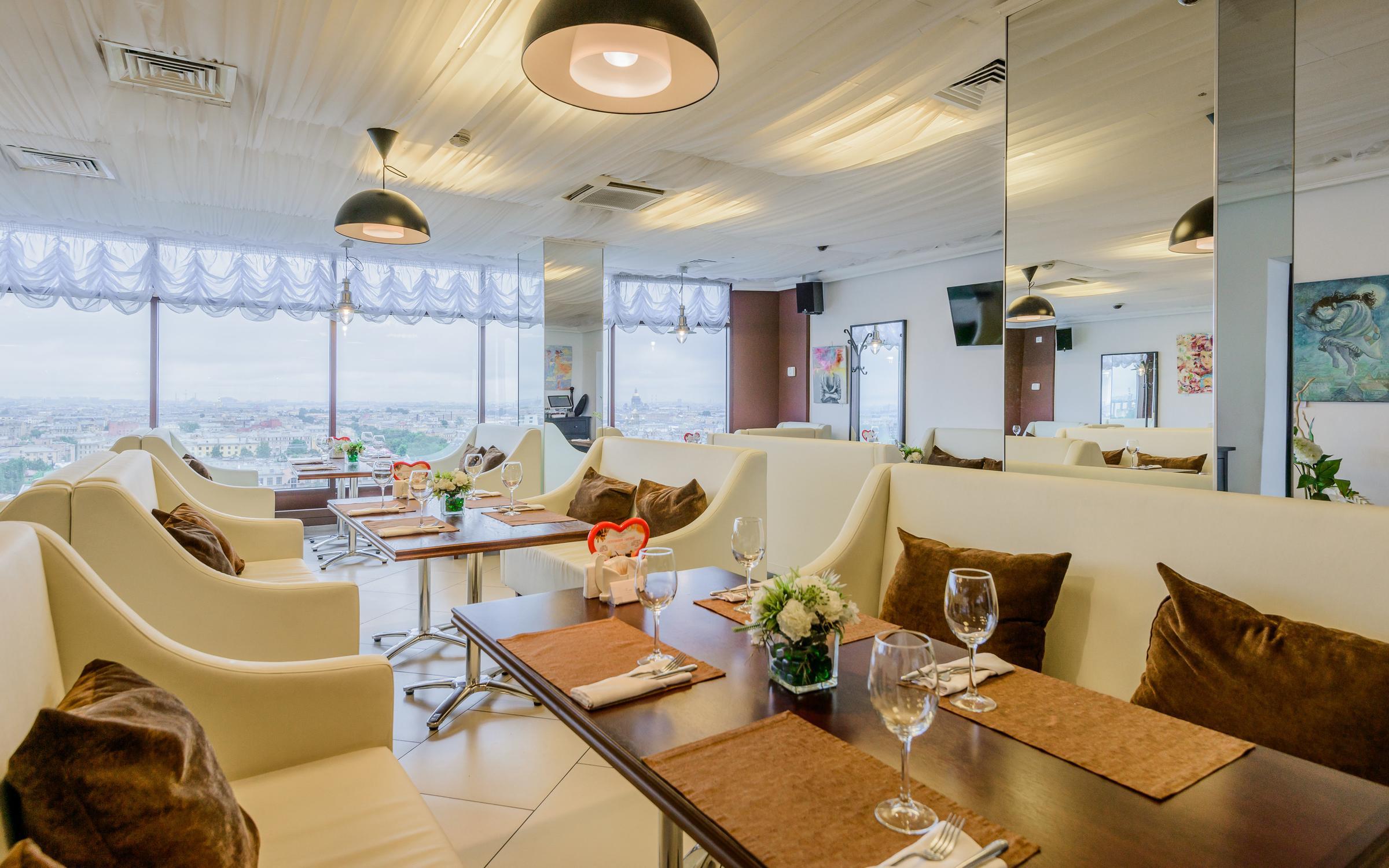 фотография Ресторана Я люблю... La panorama