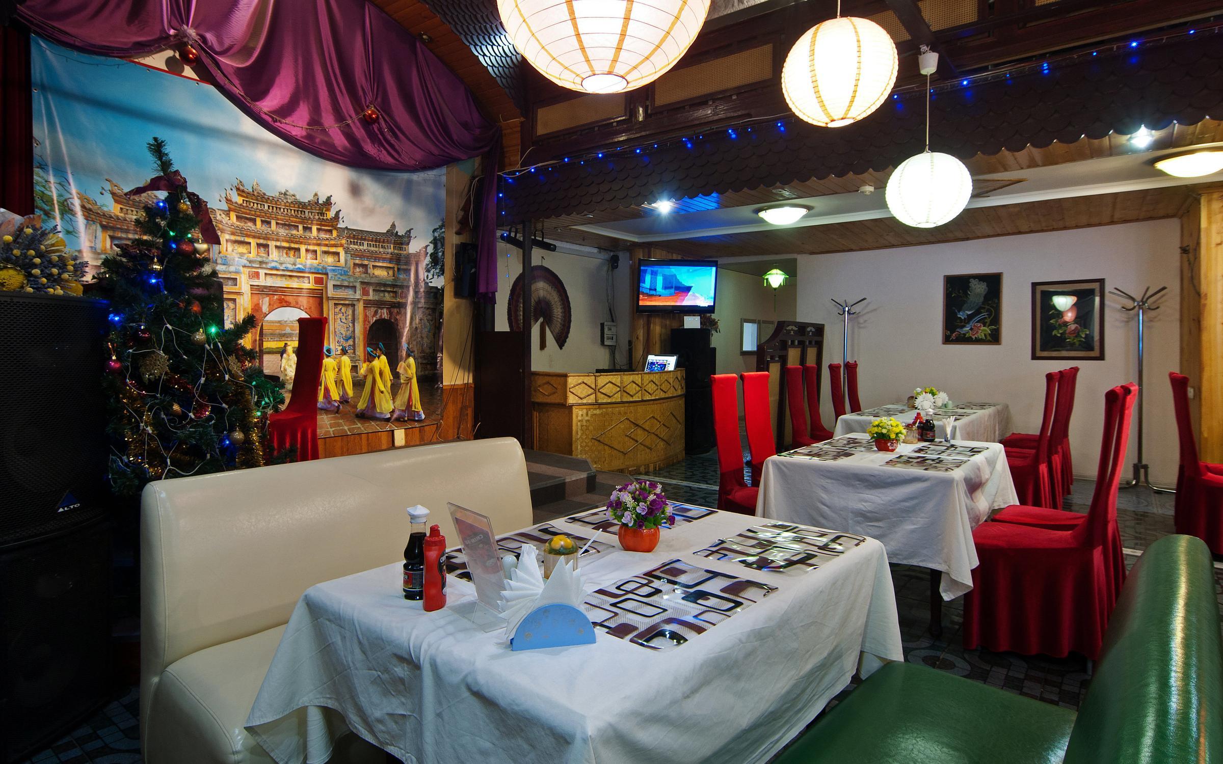 фотография Ресторана вьетнамской кухни Бик-Кау на улице Клары Цеткин
