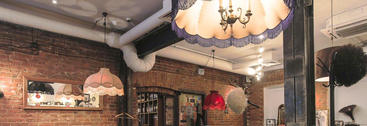 фотография Кафе грузинской кухни Батони на метро Менделеевская