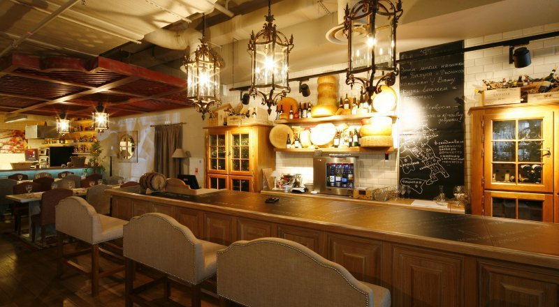 фотография Ресторана Балкон в ТЦ Лотте Плаза