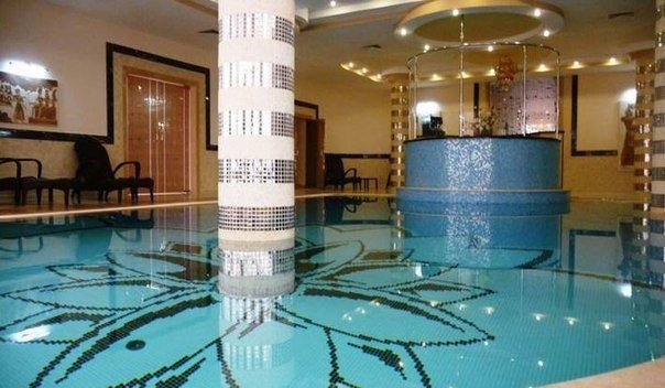 фотография Спортивно-оздоровительного комплекса Wellness Club LUXOR