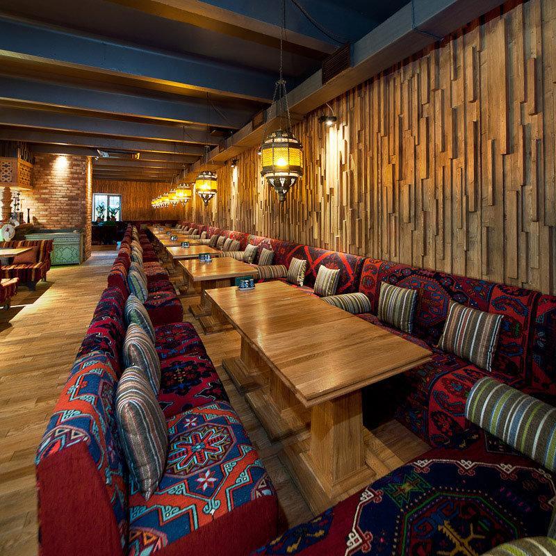 фотография Ресторана Тапчан в Сокольниках