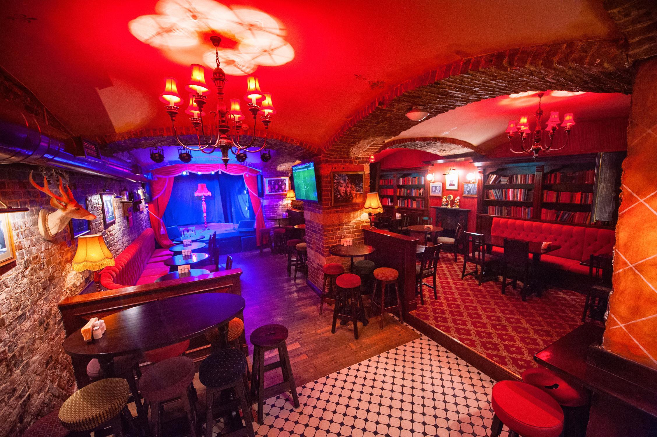 фотография Punch & Judy Pub на Пятницкой улице