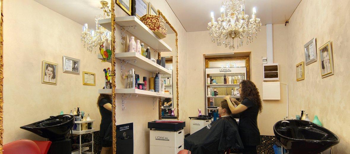 Салон красоты на соколе москва