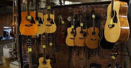 фотография Музыкального магазина Динатон на метро Киевская