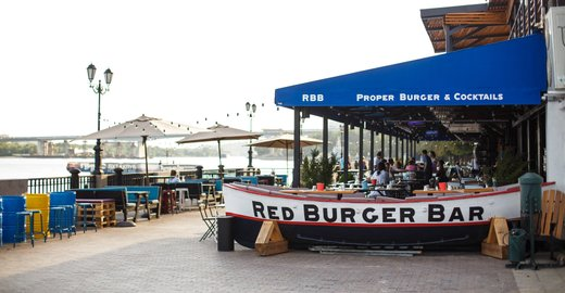 фотография Ресторана Red Burger Bar на Береговой улице