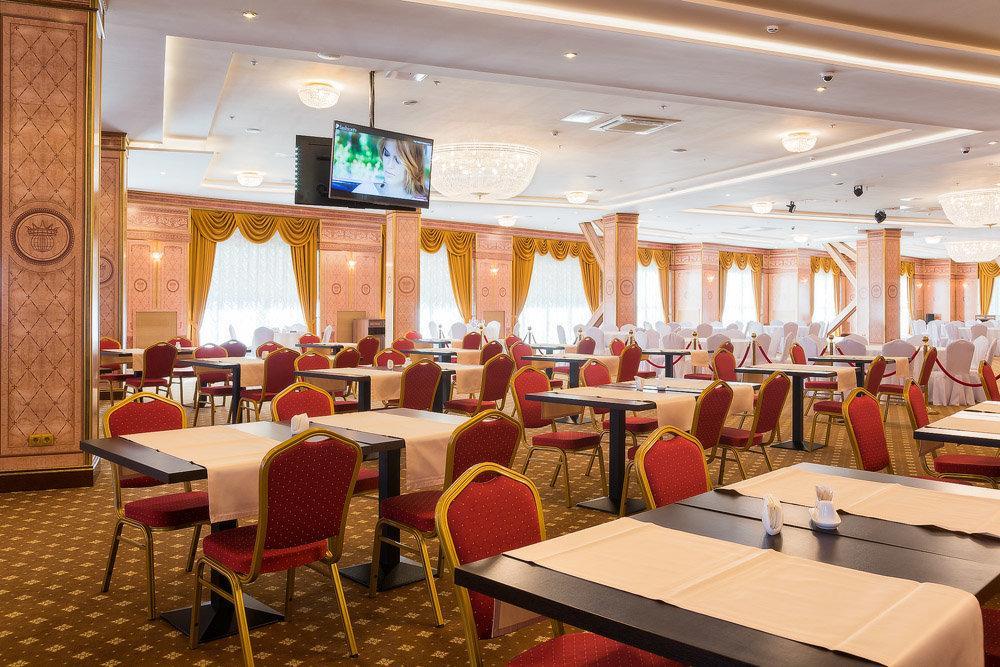 фотография Ресторана Империя в Принц Парк Отеле