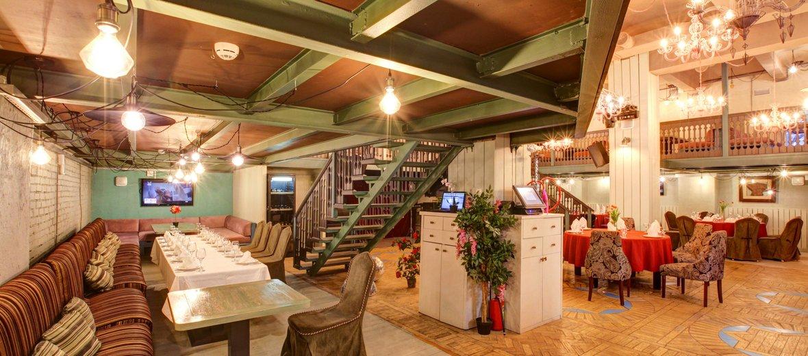 Фотогалерея - Ресторан Шантри на Цветном бульваре