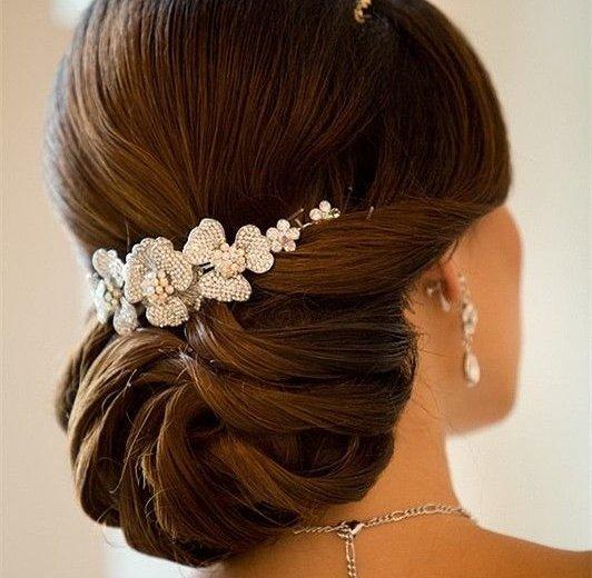 Причёски на свадьбу