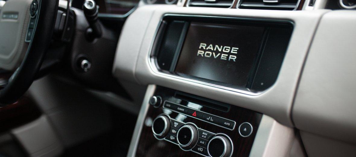 Фотогалерея - Техцентр Service Park Jaguar Land Rover на Авиационной улице
