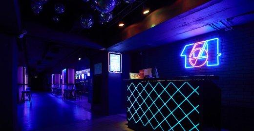 фотография Ретроклуб Club 154 в ТЦ Гранд Каньон